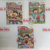 Carnival Funfair Games Series (Wii)