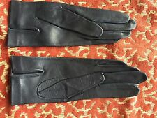 Leather 1950s Vintage Gloves