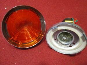 Lucas Amber L539 Lamp, MGA, Austin A55, AC Shelby Cobra 289 427, New