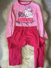 Ensemble pyjama rose Charmmy Kitty fille Taille 8ans