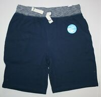 New Carter/'s Boy Shark Pull-On French Terry Shorts navy blue 3T,4T,5T,10//12,14