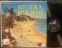 D'Artega - Riviera Holiday in Hi-Fi: Mediterranean Moods (LP 1957 Design DLP-46)