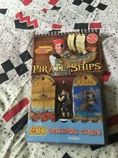 Klutz Building Cards How to Build Pirate Ships Over 200 Building Cards
