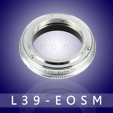 Leica M39 Lens to Canon EOS M Adapter