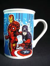 Marvel Avengers Coffee Mug 2012 Ironman Captain America Hulk Thor