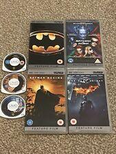 Batman 4 UMD Movies for PSP Will Ship Worldwide Region ALL!