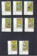 Somalia-Briefmarken mit Fußball-Motiv
