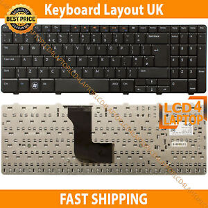 New Dell Inspiron 15R 5010 N5010 M5010 Laptop keyboard UK Layout