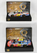Two Jeff Gordon Action Elite #24 Cars 2003 Wright Brothers- Loony Tunes