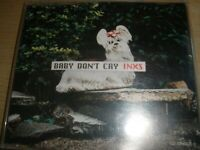 INXS Baby Don't Cry 4-Track CD Single 1992 Mercury INXCD 20 Questions