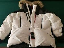 Polo Sport Ralph Lauren Mens 650 Down WR Coat Jacket Parka Faux Fur Size XL NWT