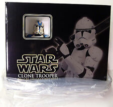 Star Wars Clone Trooper 501st Special Ops Bust Statue Blue Gentle Giant New 2006