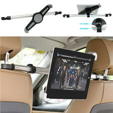 "360º Rotating Headrest Car Seat Mount Holder For APPLE IPAD 1234& 7-11"" Tablets"