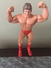"Vintage 1985 WWF LJN Titan Sports 8"" Wrestling Figure Mr Wonderful! See Pics!"