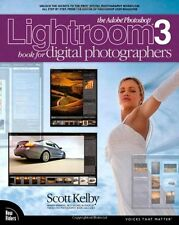 The Adobe Photoshop Lightroom 3 Book for Digital Photographers,Scott Kelby