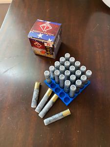 .410 410 GA Shot Shell Reloading Block 25 Shot Durable High Strength Plastic