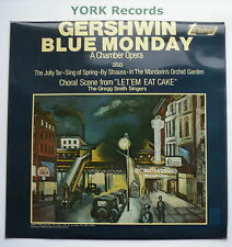 TV 34638S - GERSHWIN - Blue Monday - A Chamber Opera - Excellent Con  LP Record