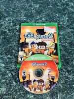 The Escapists 2 (Microsoft Xbox One, 2017) Complete & Tested Near Mint Disc