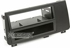 Scosche VO4152B Single/Double DIN Install Dash Kit for 2005-07 Volvo S60/V70