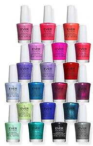 12 x Nail Lacquers - Extended Wear Collection - Everglaze. I