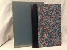 Edmund Dulac / John Milton - The Masque of Comus - 1st Ed 1955 in Slipcase