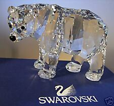 "SWAROVSKI SILVER CRYSTAL  ""MOTHER BEAR"" 866263  M.I.B."