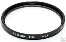 62mm. filtro Skylight 1B