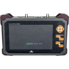 Portable 7 inch LCD, HD-SDI, HDMI, VGA, CCTV camera input, PTZ tester, power out