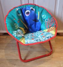 Findet Dorie Sessel Klappsessel Sessel Strandstuhl Disney gepolstert NEU! (F294)