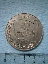 Exonumia Veb MaxhÜtte Under Waves Born Medal 1949-1974 25 German Democratic Republic