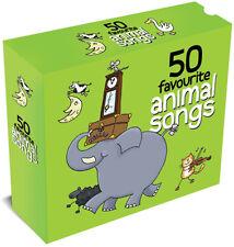 50 Favourite Animal Songs CD