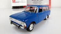 New Moskvich-427 USSR Soviet Auto Legends Diecast Model DeAgostini 1:43 #72