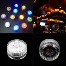 LED Submersible Waterproof Wedding Floral Decoration Tea Vase Battery light CA