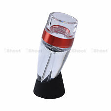 Aérateur de vin Decanter intelligent Outil amovible Essential Set avec support