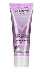 Intensive Aufhellung Gesichtsmaske AHA Konzentrate Altersflecken Pigmentflecken