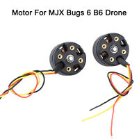 For MJX Bugs 6 B6 RC Helicopter CW CCW High Quality Brushless Motor Replacement