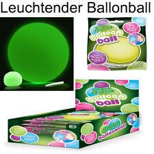 Aufblabarer Ballonball Spielzeug Ballon Leuchtet im Dunkel Magischer Zaubar Ball