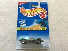 Speed Machine Street Eaters Series    Hot Wheels