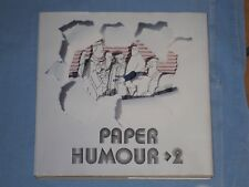 PAPER HUMOUR 2 - Jiri Klimes - VEB Jihoceske Papiry (E2)