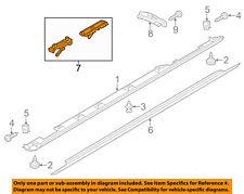 AUDI OEM 16-17 A8 Quattro Exterior-Mount Kit 4H4898855C