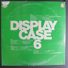 VARIOUS: Display Case 6 LP Sealed (2 LPs) Rock & Pop