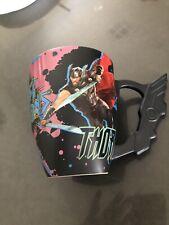 """Marvel THOR RAGNAROK large ceramic MUG 5""""H Disney Store New Without Box"""