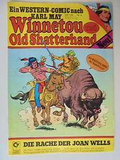 Chinganchguk y Old Shatterhand nº 4 estado 2-3