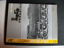 """**j Loco Revue n°317 La 241 P Jouef / La 141 P prototype """" Loco Diffusion"""""""