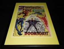 Fantastic Four #59 Framed 12x18 Cover Poster Display Official RP Inhumans