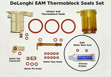 DeLonghi Magnifica, Perfecta Thermoblock O-Rings/Gasket Repair set/ kit for EAM