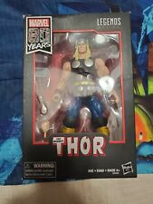 Hasbro E6348 Marvel Legends 6in Vintage Comic-Inspired Thor Action Figure
