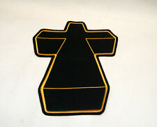 Justice Cross Patch from Stress Video