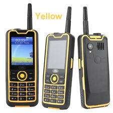 "2.4"" Big Button Dual Sim Strong Signal Senior Rugged Unlocked Cell Phone Mobile"
