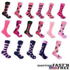 Pink  Dress Socks  for Men